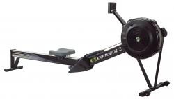 Roeitrainer Concept 2 model D (PM5) zwart