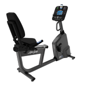 LifeFitness RS1 Track+ Recumbent Bike