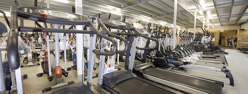 Verhuur van A-merken fitnessapparaten: Kettler, Life Fitness, Tunturi, Bremshey, Finnlo en meer!